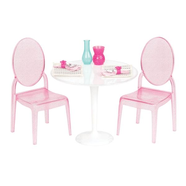 Our Generation Набор мебели - Стол и стулья