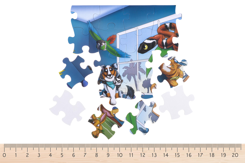 Same Toy Пазл Вечеринка домашних животных (48 эл.)