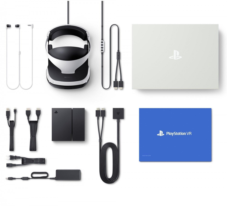PlayStation Окуляри віртуальної реальності VR (Camera + GTSport + VR Worlds)  · Збільшити · Збільшити. PlayStation ... 769521c90023b