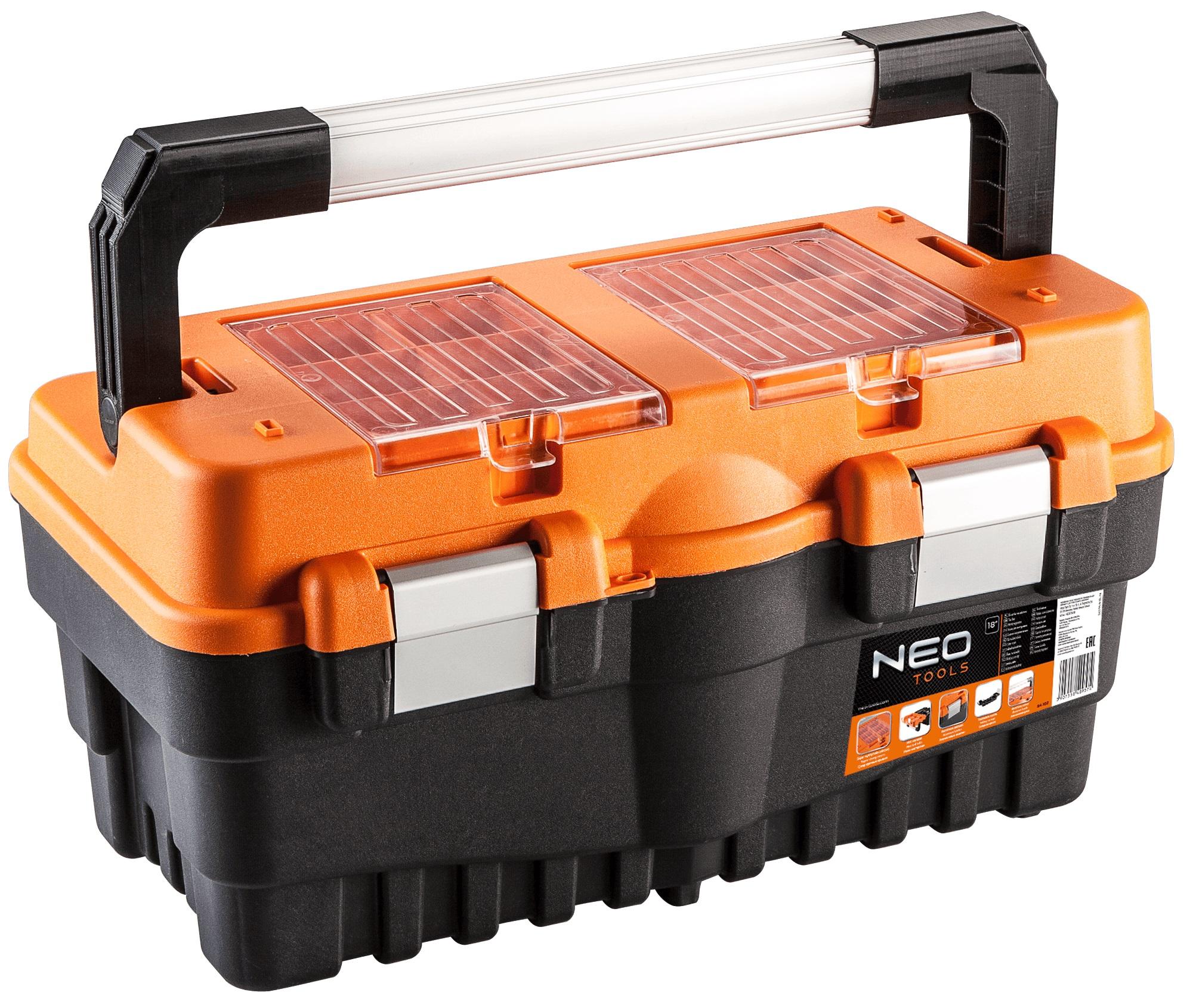 Neo Tools 84-102 Ящик для iнструменту 16