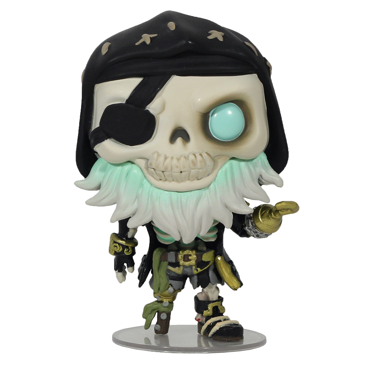 Funko Коллекционная фигурка FunkoPOP! Vinyl: Games: Fortnite: Blackheart 48463