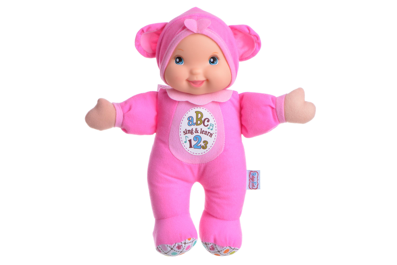 Baby's First Лялька  Sing and Learn Співай та Навчайся (рожевий ведмедик)