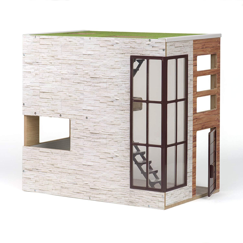 LORI Игровой набор - Деревянный дом
