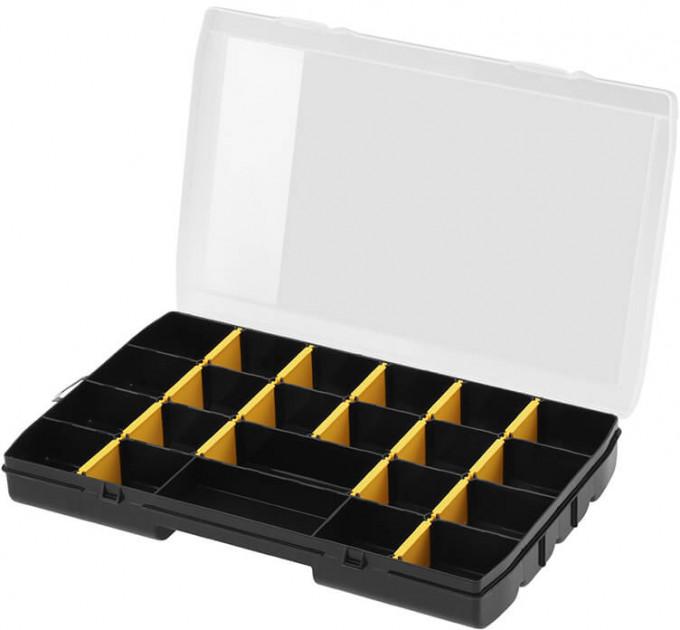 Stanley Ящик инструментальный (кассетница) 35,7 х 22,9 х 4,8 см 22 отсека