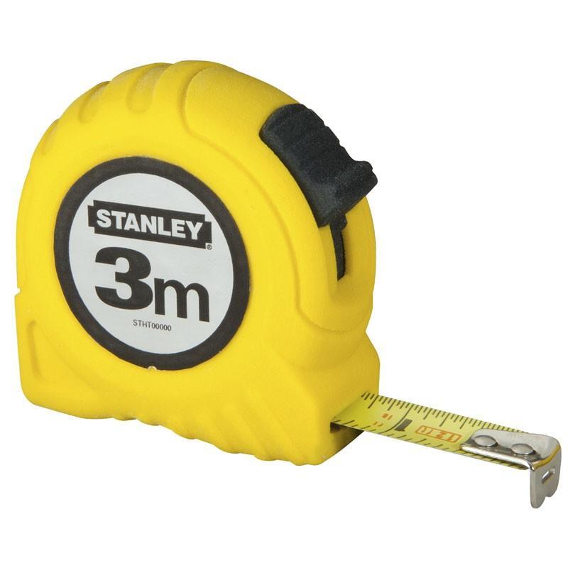 Stanley 0-30-487 Рулетка измерительная 3 м