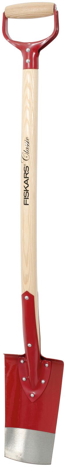Fiskars Лопата Classic FSC, 105 см, 1900г