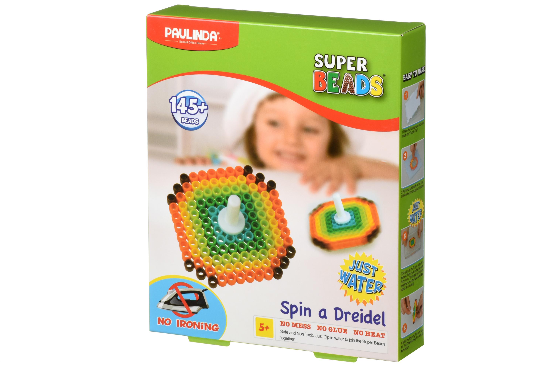 PAULINDA Аквамозаїка Super Beads Дзига 145 деталей