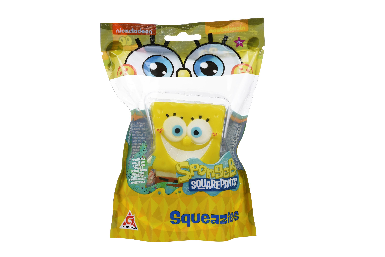 Sponge Bob Игровая фигурка-сквиш Squeazies тип A