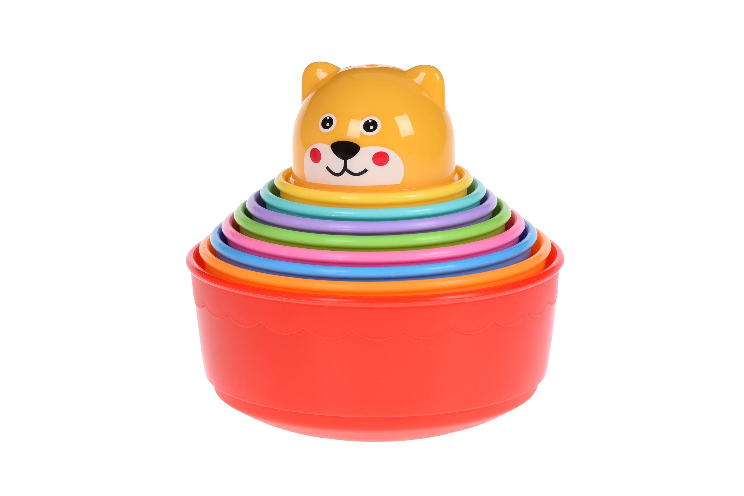 Same Toy Набор для игры с песком - Чашки (9 ед.)