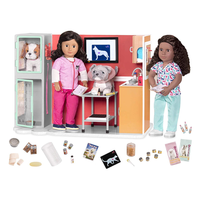 Our Generation Игровой набор - Ветеринарная клиника