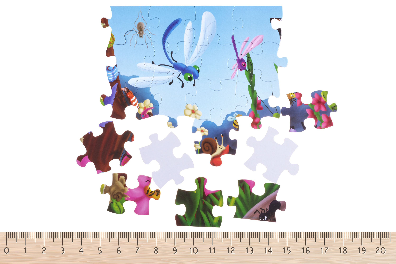 Same Toy Пазл Жуки і комахи (48 ел.)