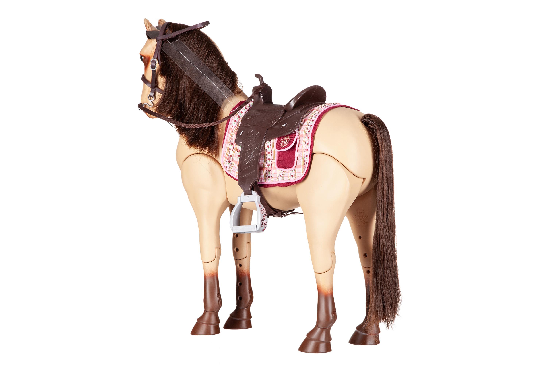 Our Generation Ігрова фігурка - Кінь Чемпіон з аксесуарами (50 см)