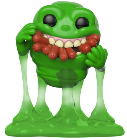 Funko Коллекционная фигурка Funko POP! Vinyl: Ghostbusters: Slimer w/Hot Dogs 39333