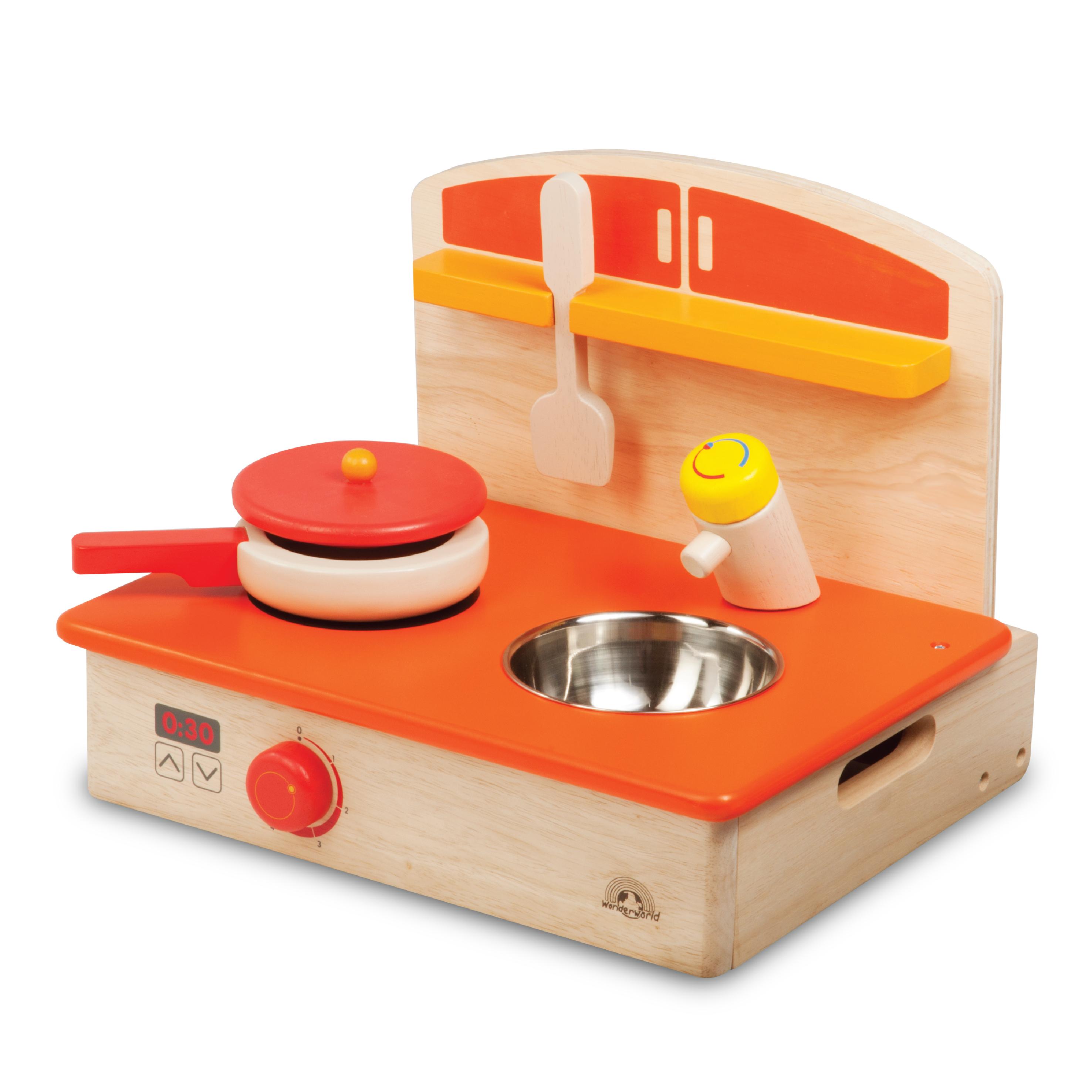 Wonderworld Сюжетно-рольовий набір Маленька кухня