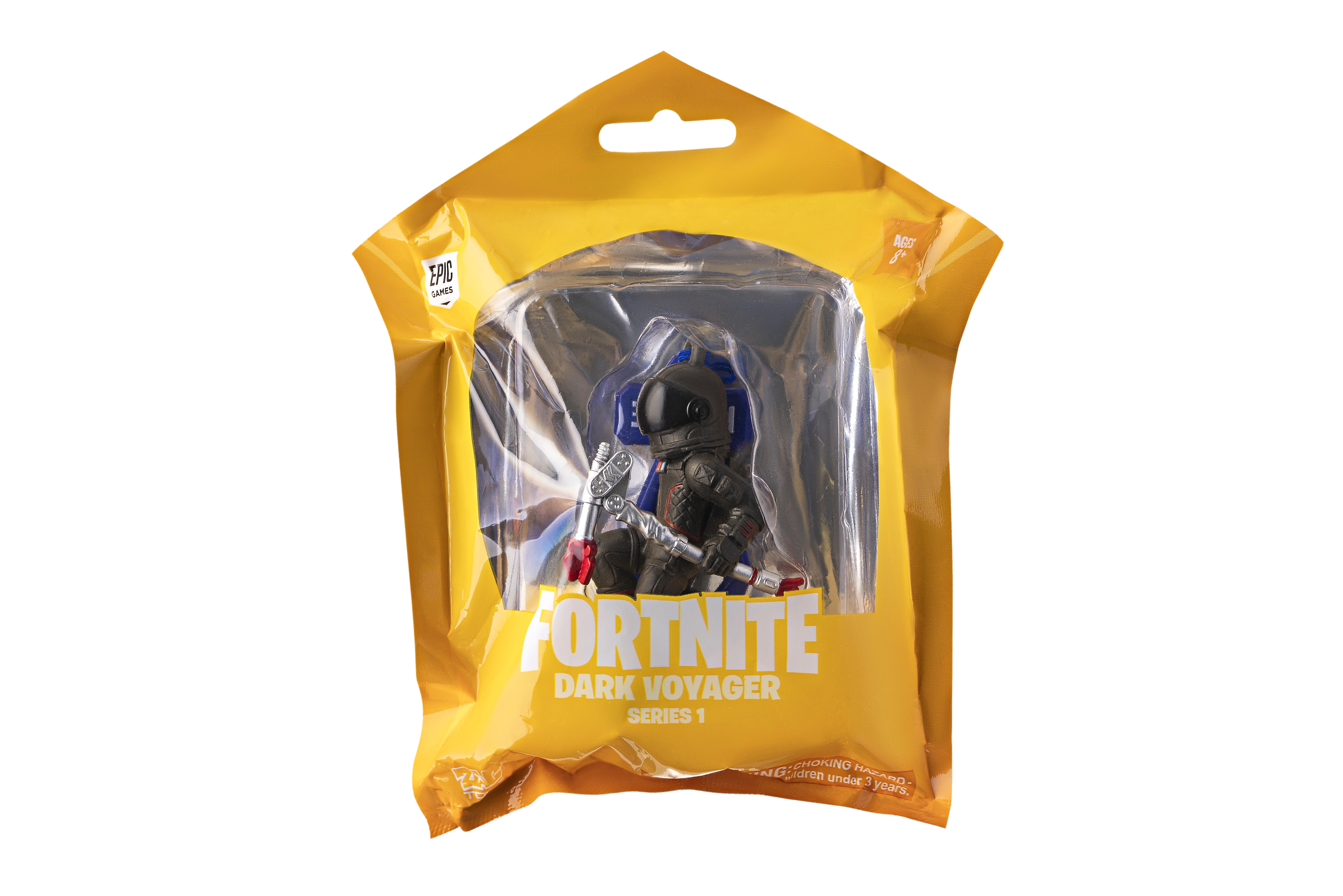 Jazwares Фігурка-брелок Fortnite Figure Hanger Dark Voyager S1