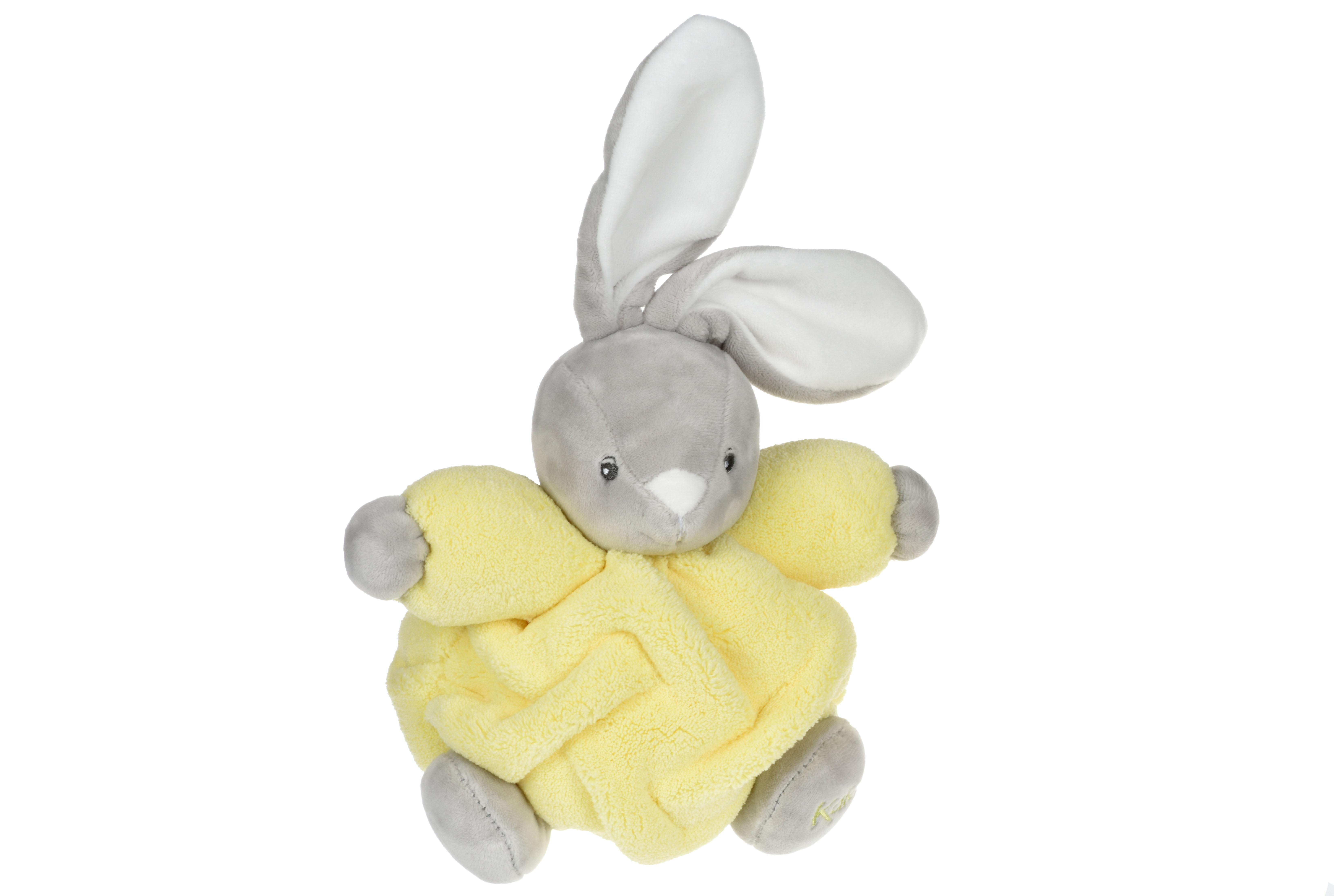 Kaloo Neon Кролик жовтий (18.5 см) в коробці