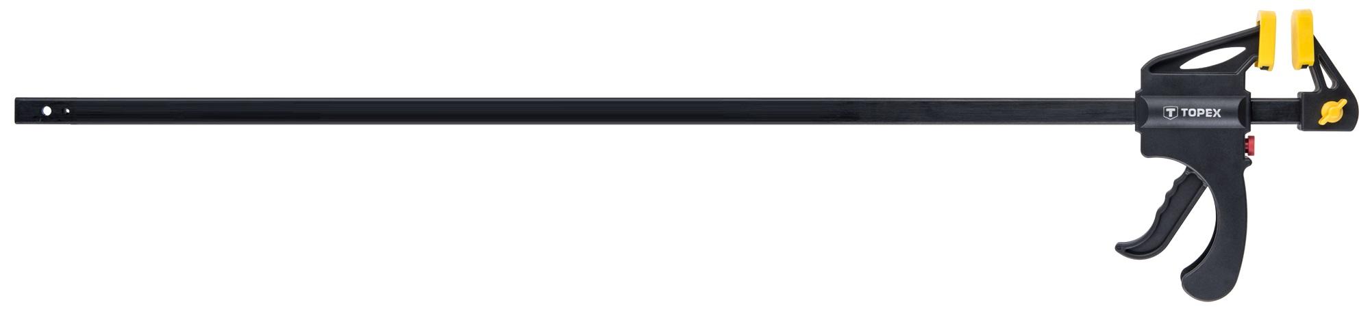 Topex 12A590 Струбцина автоматична, 900 x 60 мм