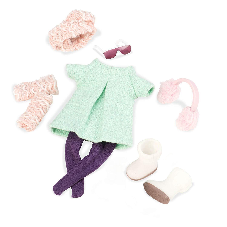 LORI Набор одежды для кукол - Зимний комплект