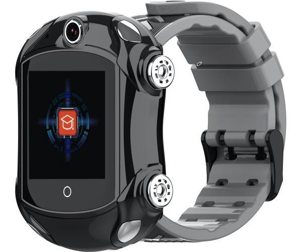 GoGPSme Детские телефон-часы с GPS трекером GOGPS ME X01[X01BK]