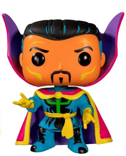 Funko Коллекционная фигурка Funko POP! Marvel: Black Light: Dr. Strange