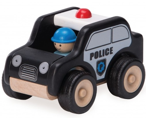 Wonderworld Машинка CITY Поліцейська машина
