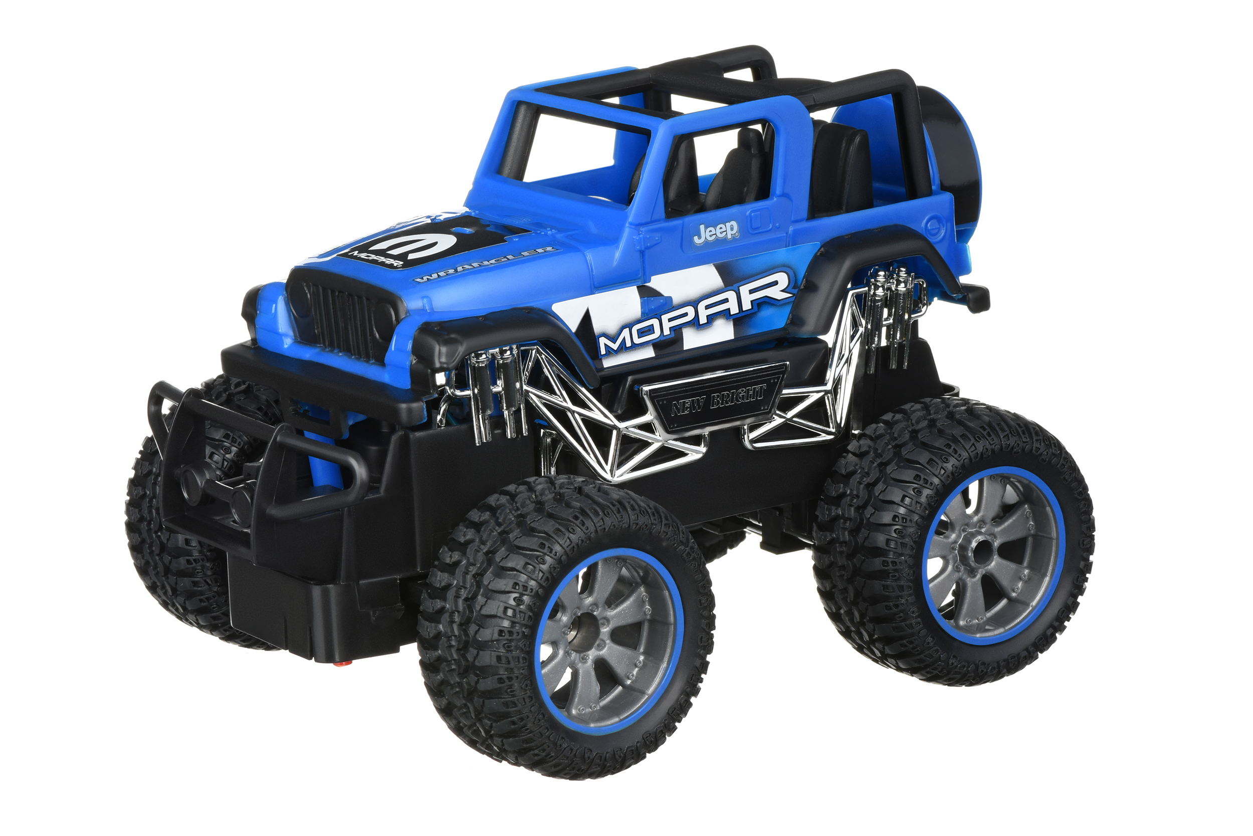 New Bright Машинка на р/к OFF ROAD TRUCKS 1:24 Mopar