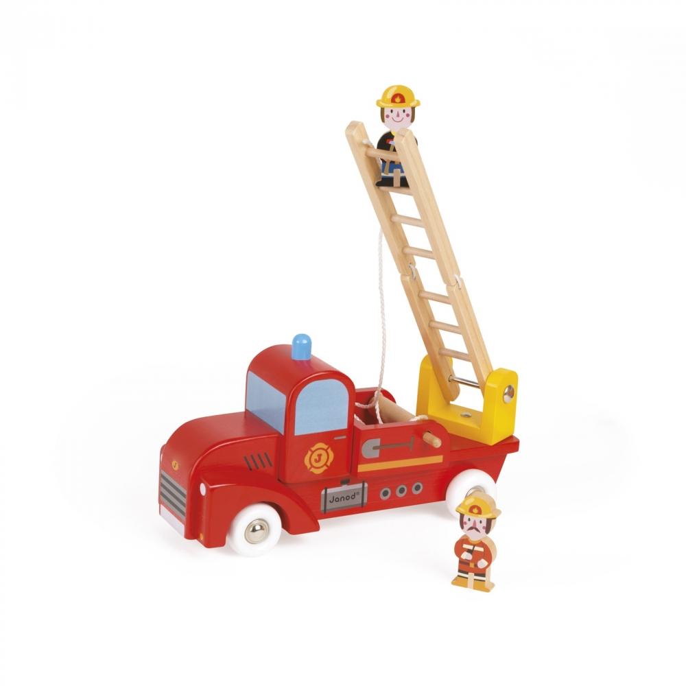 Janod Машинка Пожарный автомобиль