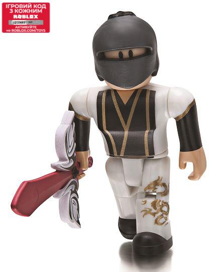 Roblox Игровая коллекционная фигурка  Сore Figures Ninja Assassin: Yang Clan Master W2