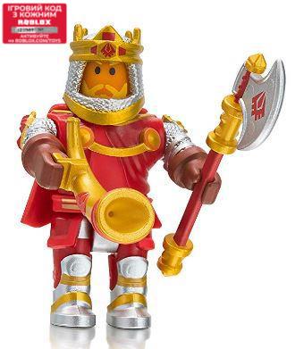 Roblox Игровая коллекционная фигурка Сore Figures Richard, Redcliff King