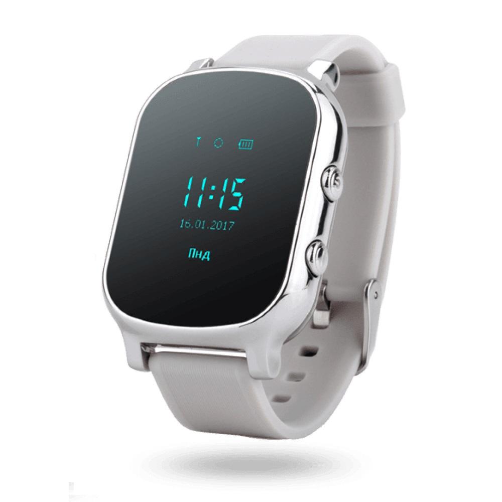 GoGPSme телефон-часы с GPS трекером  К20[K20CH]