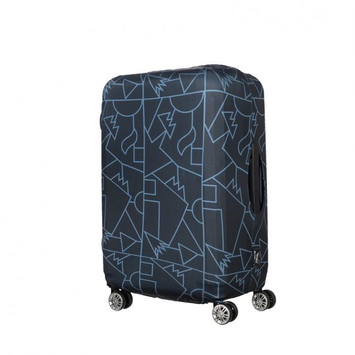 Tucano Чехол для чемодана Compatto Mendini M[BPCOTRC-MENDINI-M-BK]