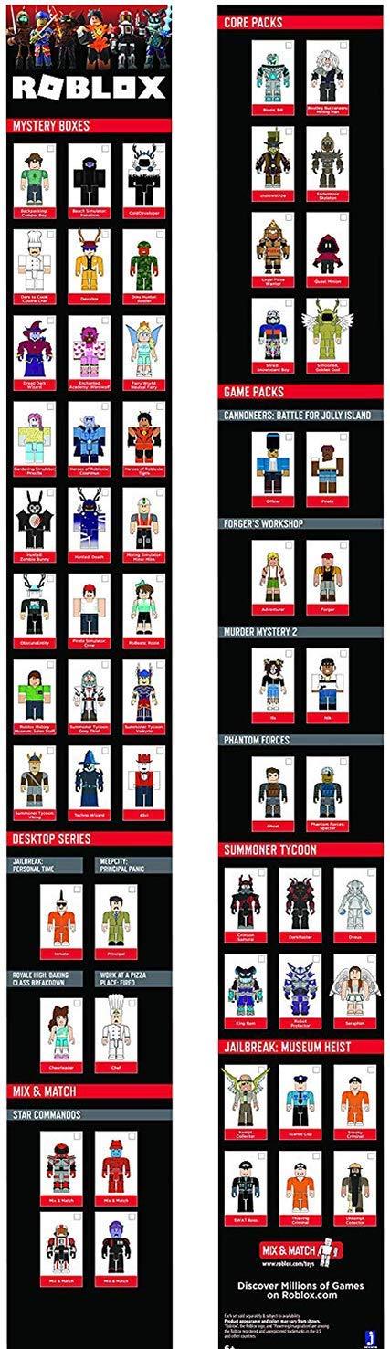 Roblox Ігрова колекційна фігурка Deluxe Playset Jailbreak: Museum Heist W6