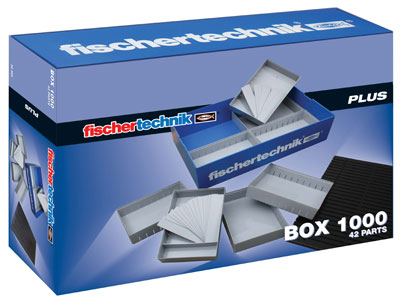 fischertechnik Коробка для зберігання конструктора