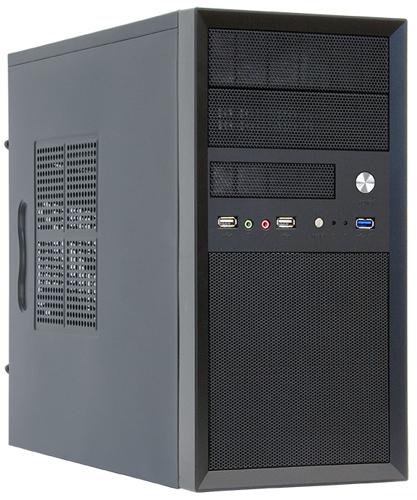 2E Комп'ютер персональний 2E MOYO Complex Intel i3-9100F/H310/8/120F+1000/NVD710-2/FreeDos/CT-01B/500
