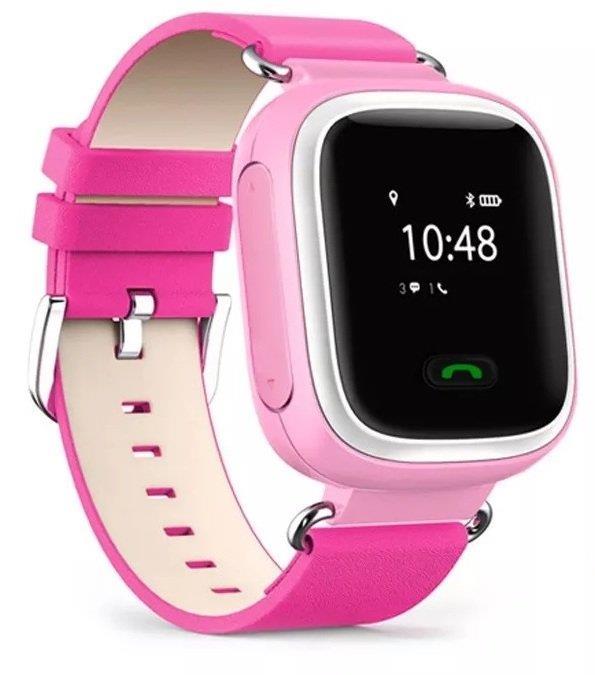 GoGPSme телефон-годинник з GPS трекером K10[K10PK]