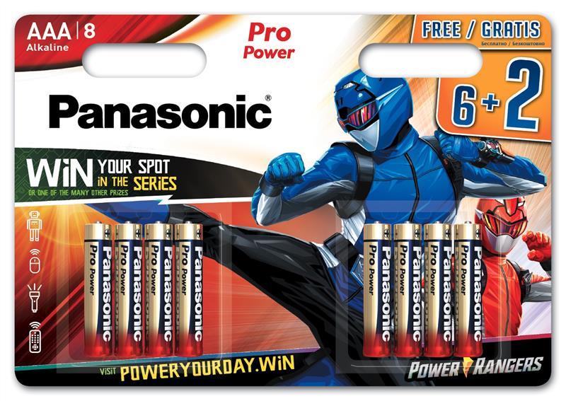Panasonic PRO POWER AAA[ALKALINE BLI 8]