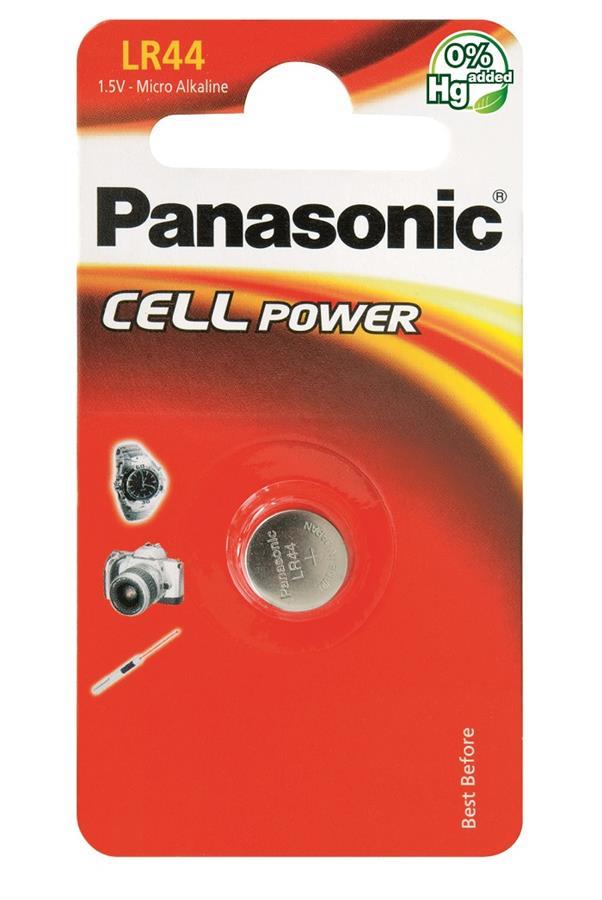 Panasonic LR44 BLI 1