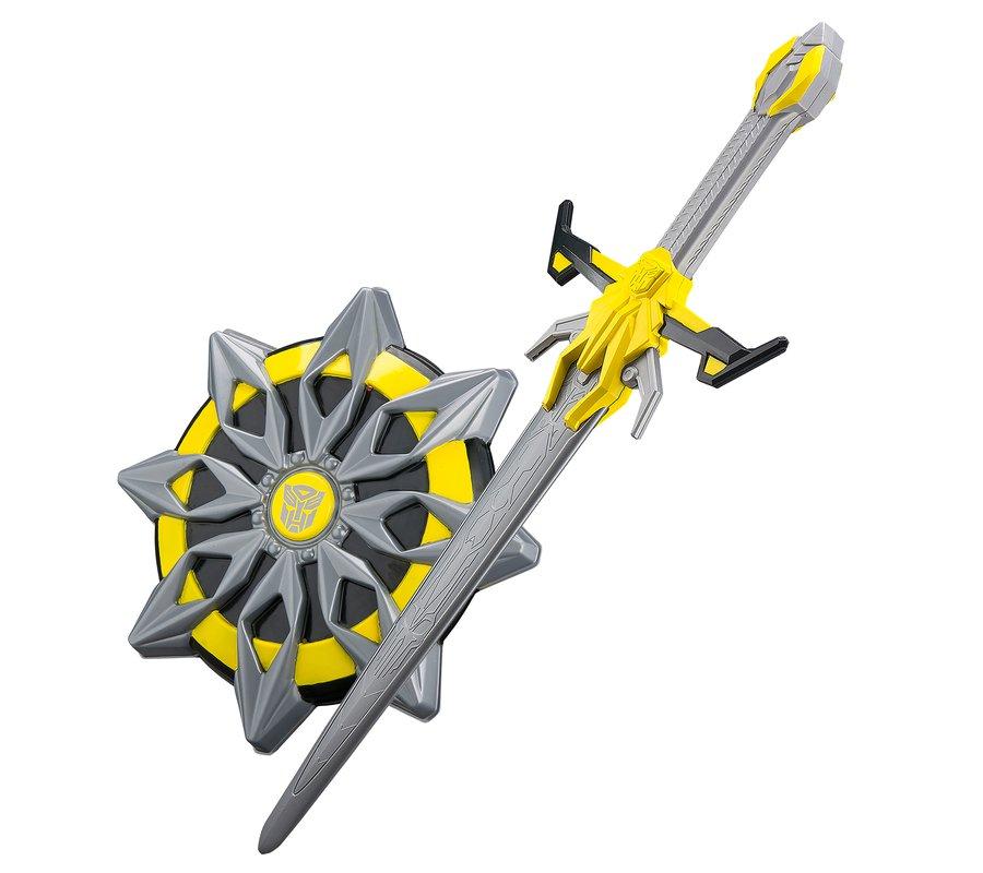 eKids Набір іграшкової зброї Transformers, Bumblebee, звуковий ефект