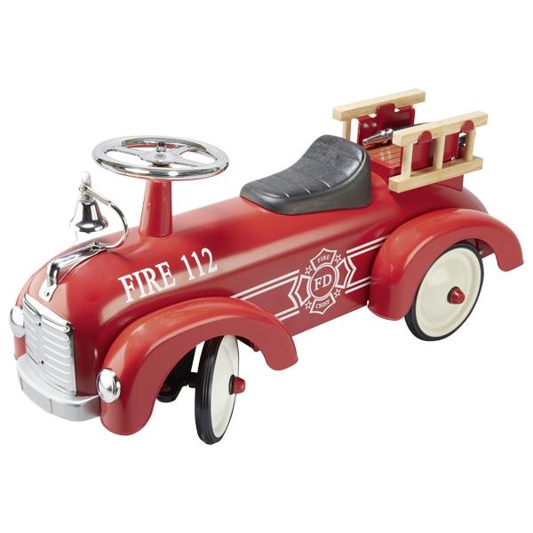 goki Толокар  Пожарная машина (красная)