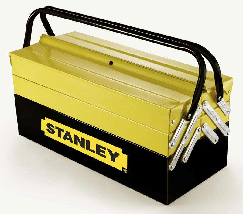 Stanley Ящик металевий 5 секцій