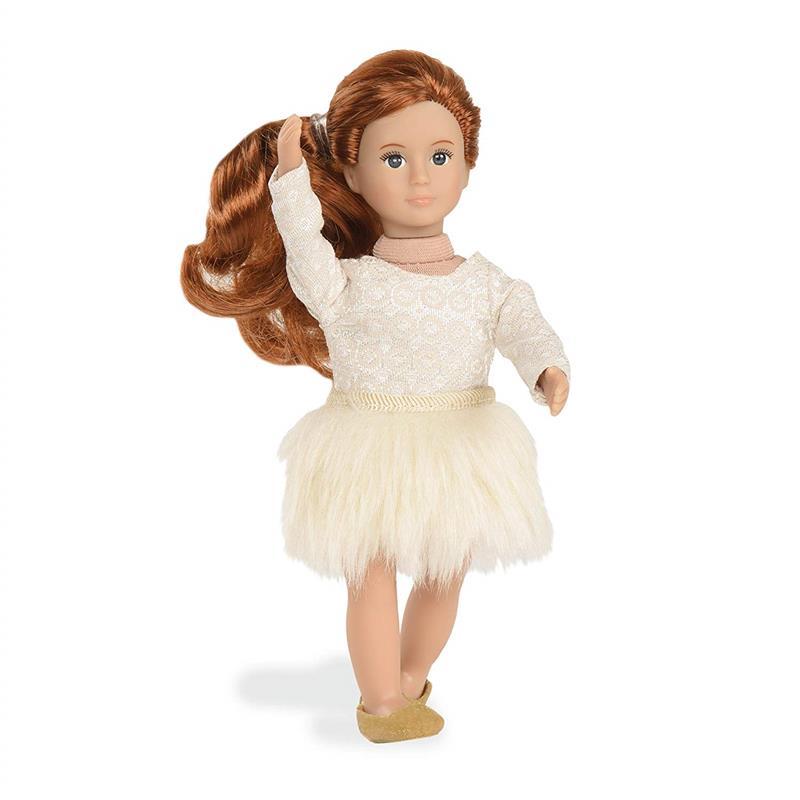 LORI Кукла (15 см) Балерина Адина
