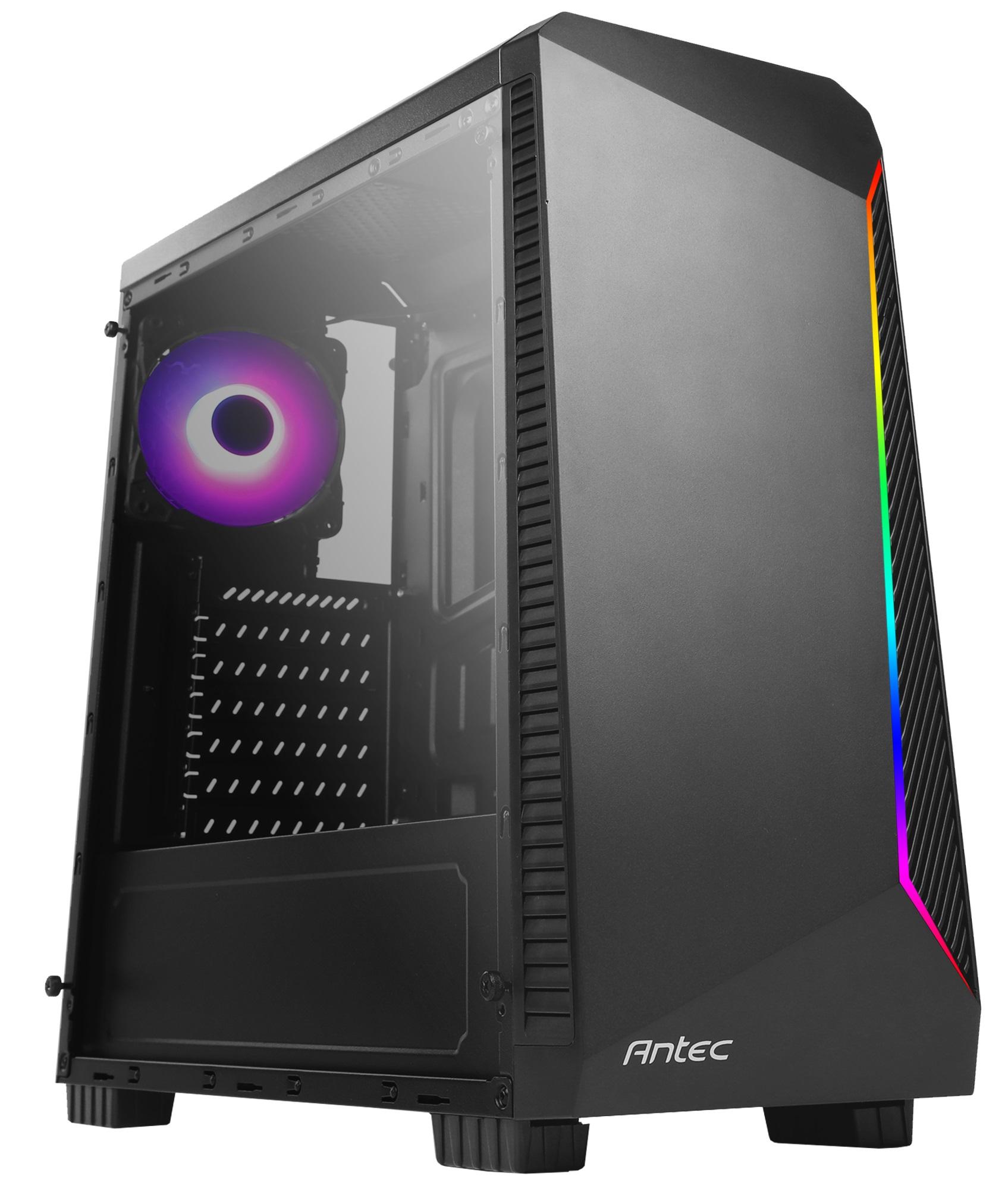 2E Комп'ютер персональний 2E MOYO Complex Gaming Intel i3-9100F/H310/8/1000/NVD1650-4/FreeDos/NX220G/500