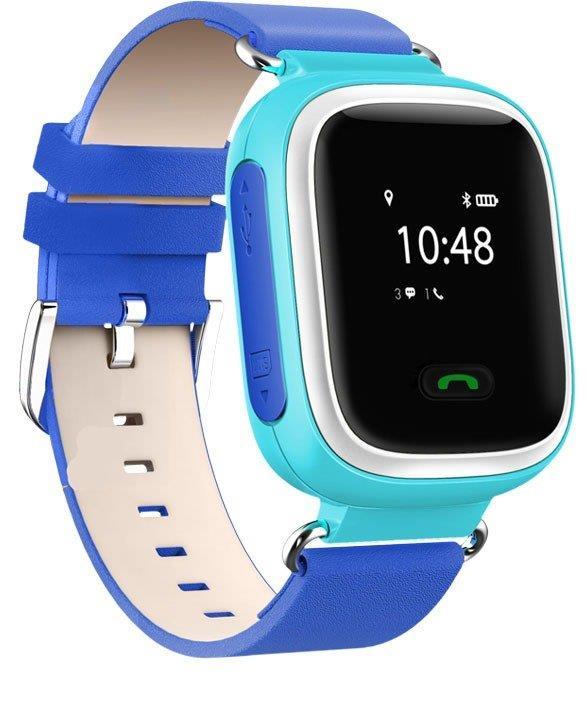 GoGPSme телефон-годинник з GPS трекером K10[K10BL]