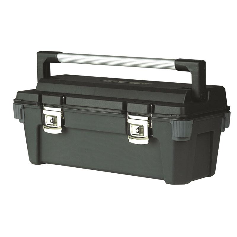 Stanley Ящик 65,1 x 27,6 x 26,9см метал.замок, ручка