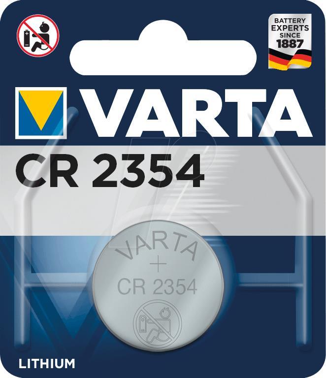 VARTA CR 2354 BLI 1 LITHIUM