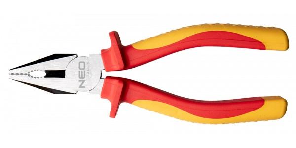 Neo Tools Плоскогубці комбіновані 160 мм VDE