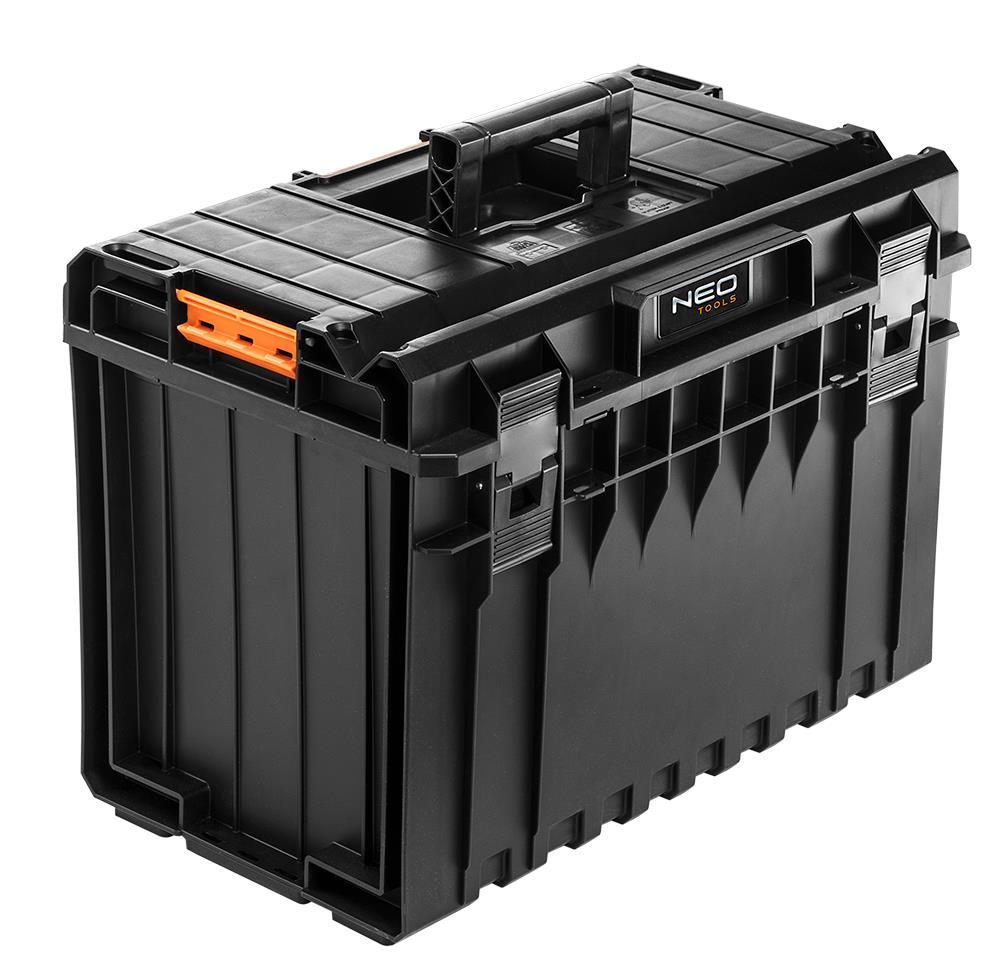 Neo Tools 84-257 Модульный ящик для инструмента 450, грузоподъемность 50 кг