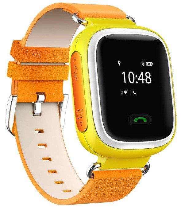 GoGPSme телефон-годинник з GPS трекером K10[K10YL]