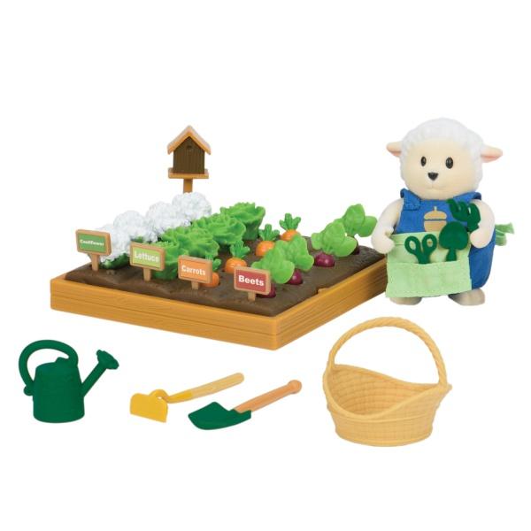 Li`l Woodzeez Ігровий набір - Садівництво
